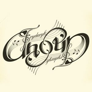 40 ambigramas incre bles tats pinterest for Tattoos that say something different upside down