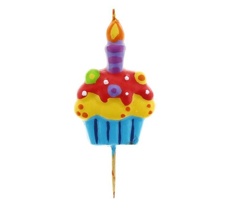 Świeczka tortowa piker Torcik. Doskonała alternatywa dla tradycyjnych świeczek urodzinowych.