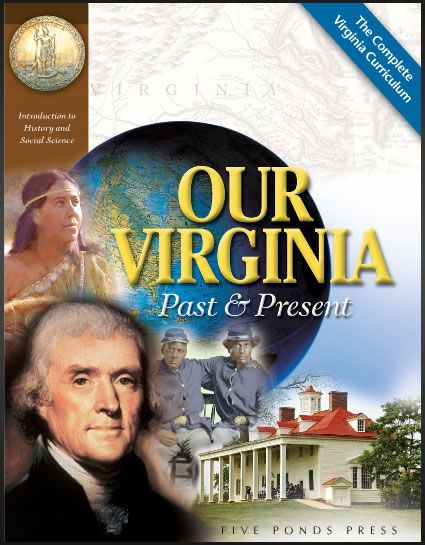List of resources, games and websites from Suffolk County, VA for teaching Virginia Studies
