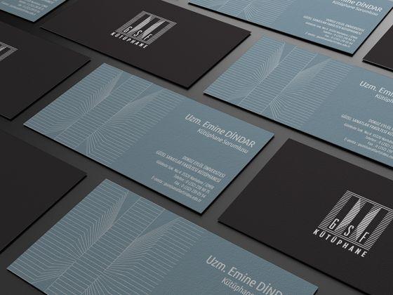 19 best business cards images on pinterest carte de visite minimal dark business cards solutioingenieria Image collections