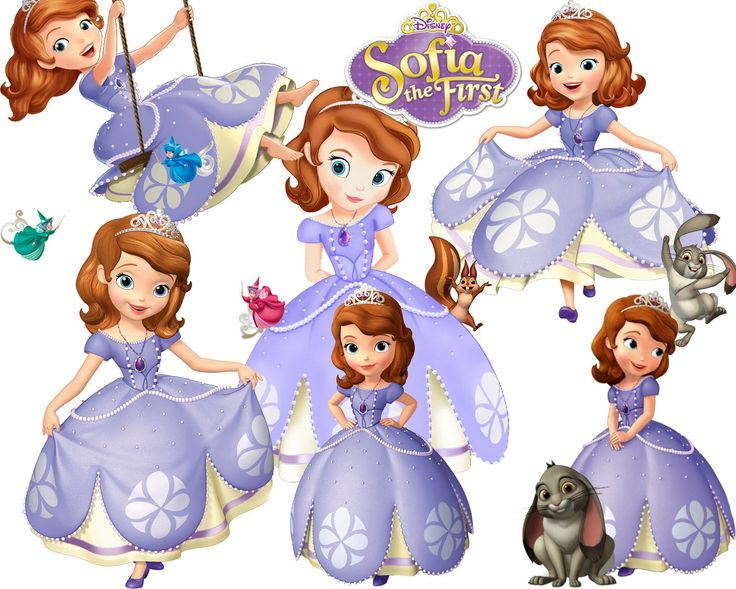 BESTE collectie van 100 Disneys SOFIA de eerste clipart 100