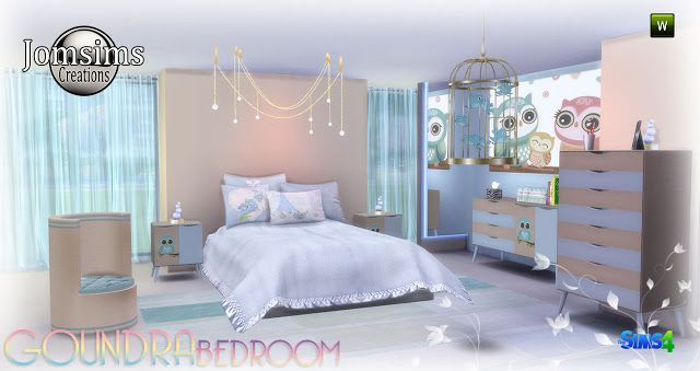 Sims 4 Mods Baby Furniture