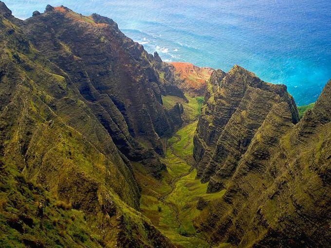 Awa'awapuhi Trail Kauai, Hawaii