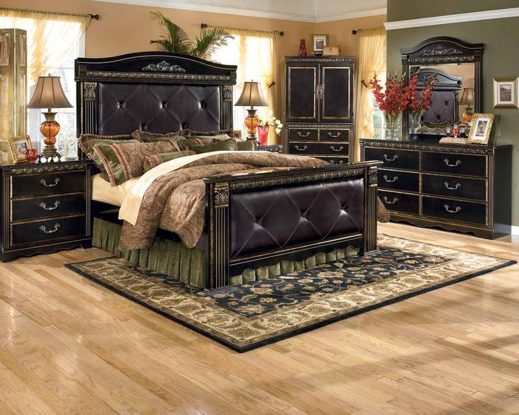 33 Best Ashley Home Furniture Images On Pinterest  Bed Furniture Amazing Signature Design Bedroom Furniture Decorating Inspiration
