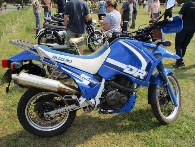 suzuki dr 800 for sale uk