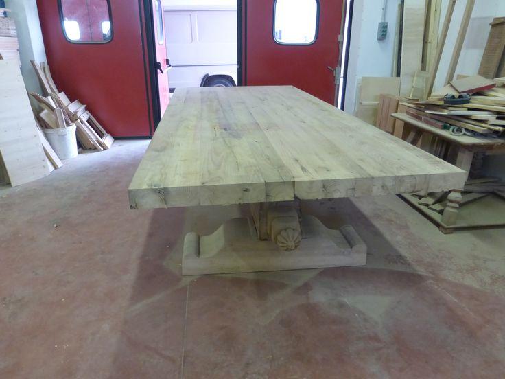 Oltre 25 fantastiche idee su legno vecchio su pinterest - Tavoli in legno vecchio ...