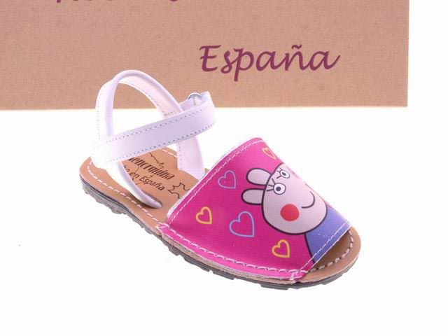 Детские туфли. Сандалии Ibicencas.