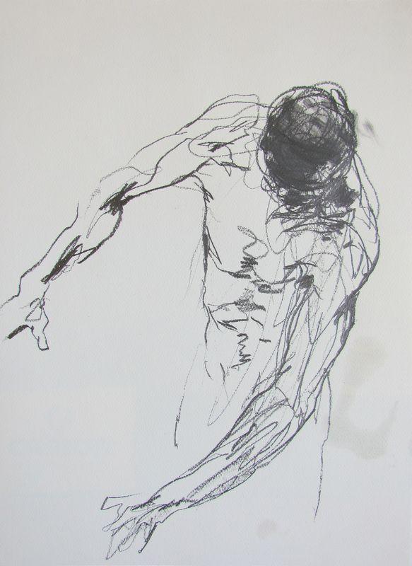 Small Works on Paper 1 - Derek Overfield