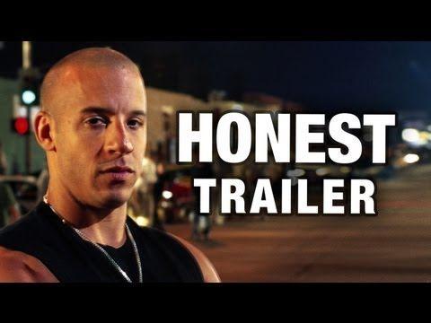 Honest Movie Trailers: Fast Five by Screen Junkies