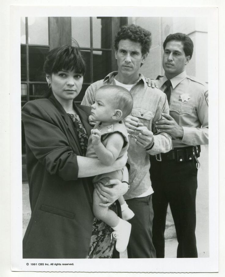 In A Child S Name Valerie Bertinelli Michael Ontkean 7x9 B