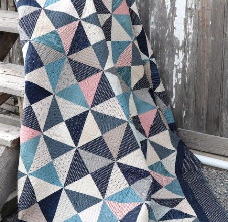 Learn new quilting techniques in the new book Quilting Row by Row: 27 Skill-building techniques by Jeanette White and Erin Hamilton. Plus 2018 Sew Along.