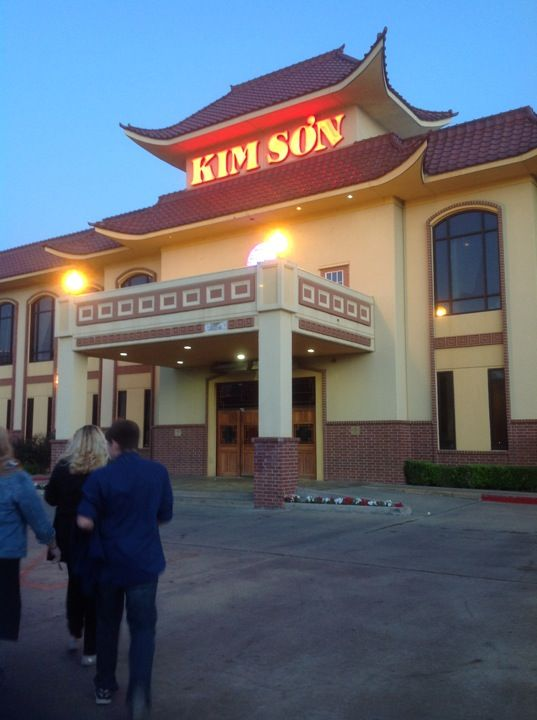Kim Son Restaurant - Downtown. One of my favs.