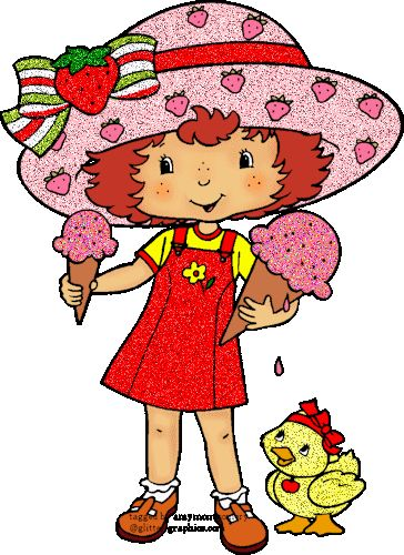 strawberry shortcake images clipart   Glitter Graphics: the community for graphics enthusiasts!