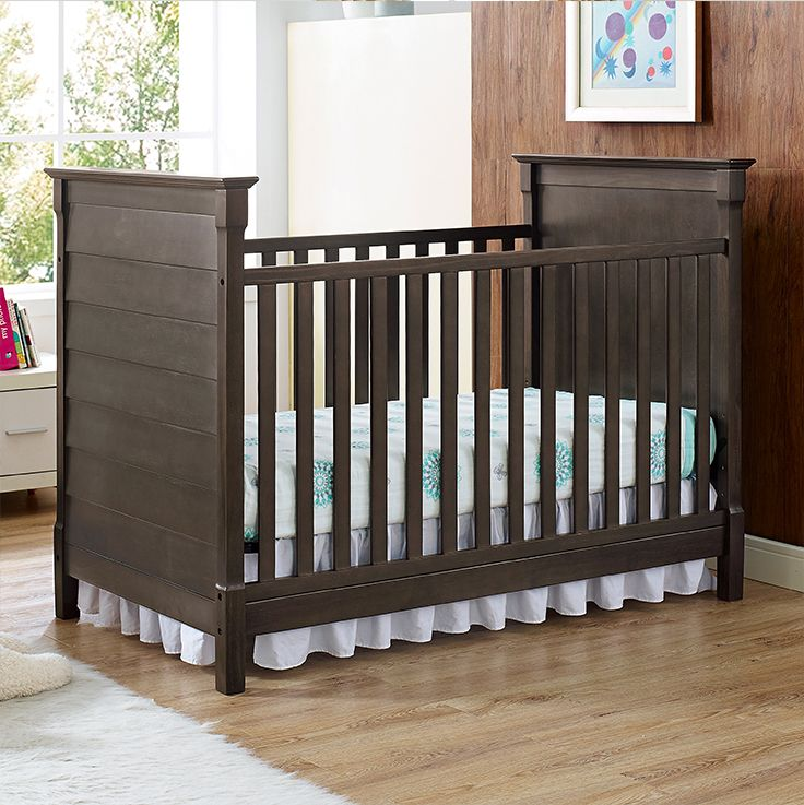 Babies R Us Mattress Coupon: The Baby Relax Slade 2-in-1 Convertible Crib Is Simple In