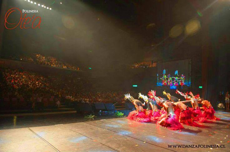 Audición Bailarines