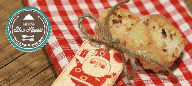 Biscuit sablé au beurre, biscotti francesi per Natale