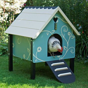 Chicken Coop From Oakdene Coops