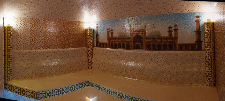 Турецкая баня проект