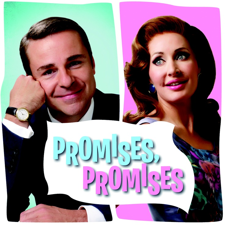 Promises, Promises with Marina Prior and Matt Hetherington. 3 - 8 October #musical