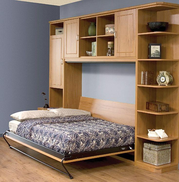 best 25 queen size storage bed ideas on pinterest queen storage bed frame bed frame storage and twin platform bed frame - Queen Murphy Bed Frame