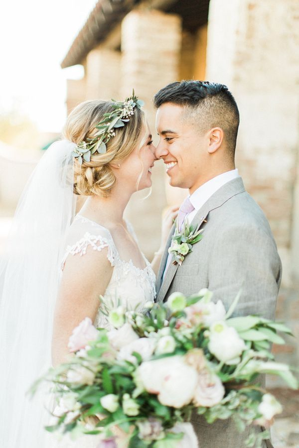 What S A Sweeter Way To Kick Off Weddingwednesday Than With A High School Swe Braut Frisuren Wedding Summer Wedding Hairstyles Candlelit Ceremony