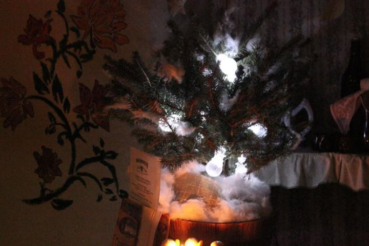 Zima i Wigilia w Kiermusach / Winter and Christmas in Kiermusy