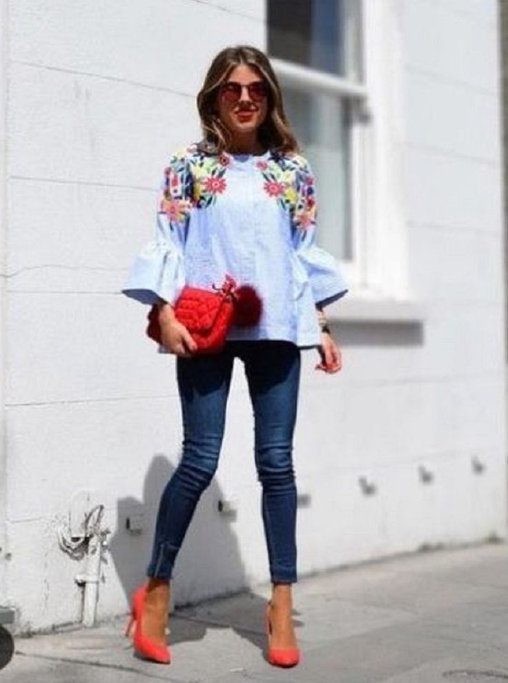 NWT ZARA Jacket with Floral Embroidery Blazer Size M Ref.2943/915 #ZARA #Blazer #Casual