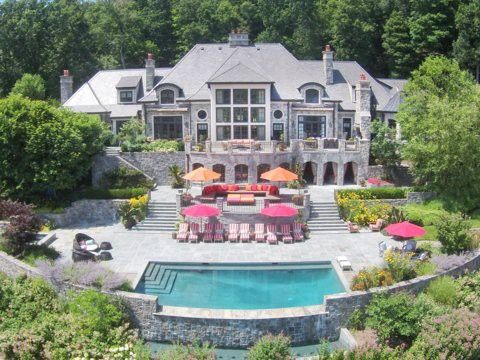 The Most Expensive House For Sale In New Jersey Is A Sprawling $29.5  Million Estate With A Private English Style Pub, And Itu0027s Only 25 Miles  From NYC