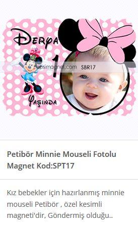 Doğumgünü ve özel gün partileriniz için özel kesim petibör magnet. Minnie mouseli temalı petibörşeklinde magnet modelimizi  farklı yaş grupları için hazırlatabilirsiniz.Doğum günü magnet fiyatları ve çeşitleri sitemizden ulaşabilirsiniz.  http://www.hepsimagnet.com/petibor-pembe-puantiyeli-minnie-mouseli-resimli-magnet-spt17/  #özelkesimmagnet #şekillimagnet #şekillimagnetler #doğumgünümagnetleri #yaşgünümagnetleri #resimlidoğumgünümagnetleri #petibörmagnet #dogumgünümagnetleri…