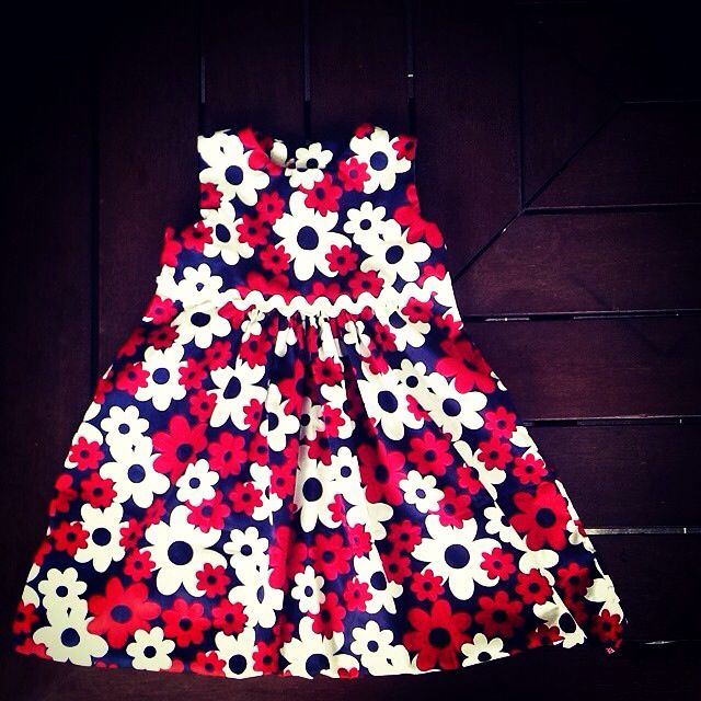 The gorgeous floral print dress created by Zaylie_Co