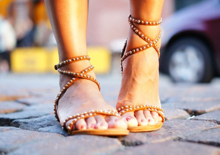 jeffrey campbell sandals - totally have these!