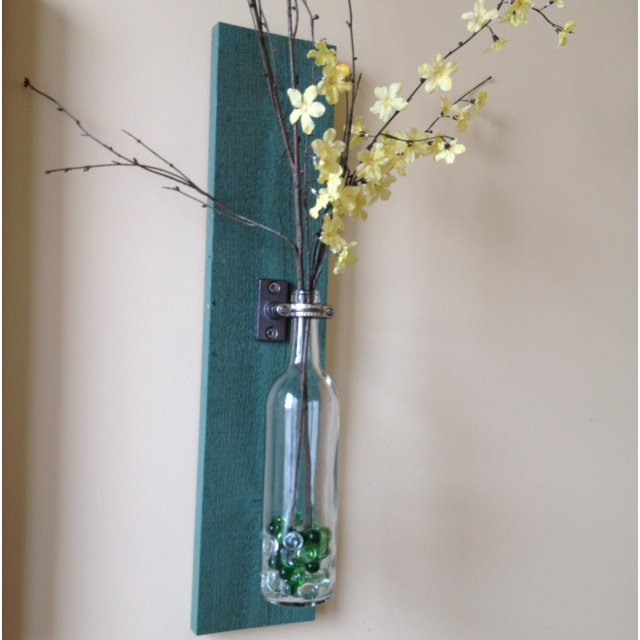 Wine Bottle Wall Decor 26 Best Images About New Home Ideas On Pinterest  Wine