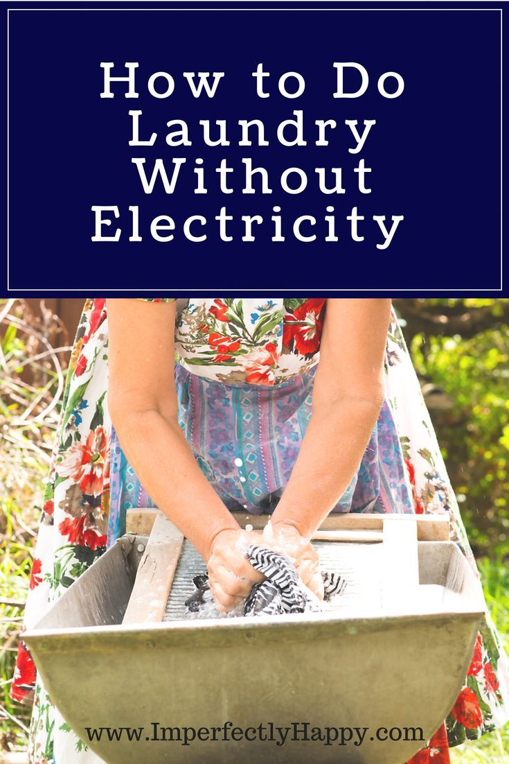 1. Living without electricity isn't as hard as you'd think