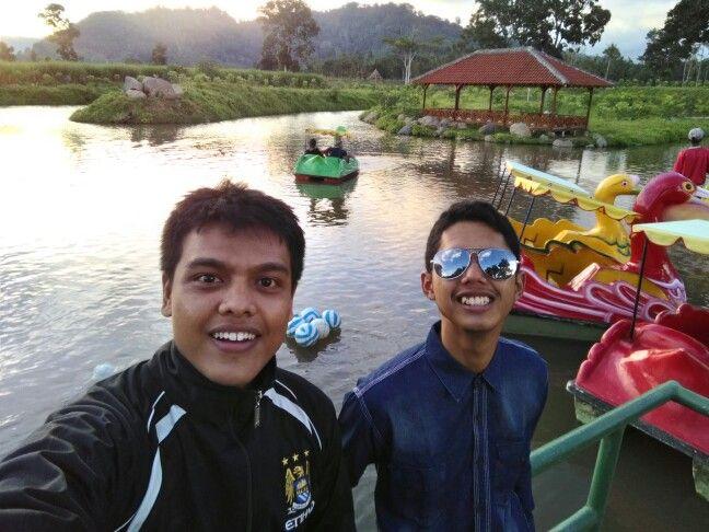 WWS ( Wisata Waduk Sidodi ) at Glenmore, Banyuwangi, Indonesia #MataIndonesia