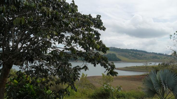 Lago Calima en El Valle del Cauca