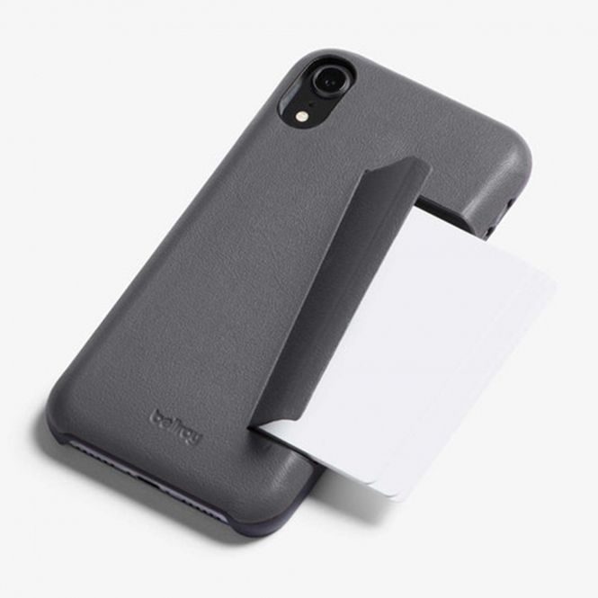 new product 48fdf fc2df Bellroy iPhone Xs Max 3 Card Phone Case - Graphite   Bellroy Wallets ...