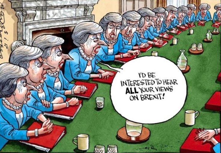 #Brexit is s flagship policy so if something can go wrong - it will  UKIP policies are always a failure the World steps back & waits