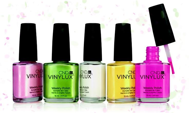 CND Shellac, una nuova rivoluzione: CND Vinylux! ~ Diemme makeup #CNDVinylux