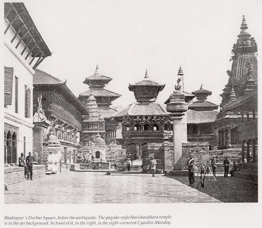 Old Kathmandu.