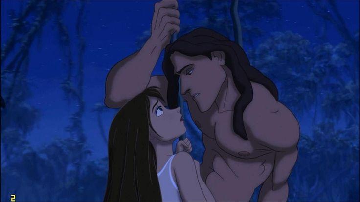 Tarzan - Idegen érzés