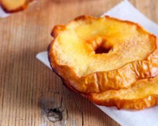 Chips de coing sans gras anti-grignotage : http://www.fourchette-et-bikini.fr/recettes/recettes-minceur/chips-de-coing-sans-gras-anti-grignotage.html