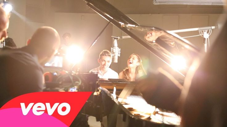 "Ariana Grande, Nathan Sykes - ""Almost Is Never Enough"" - music video Youtube this broughr me to tears!"