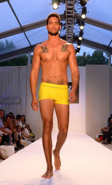 men's swimwear Miami Fashion Week