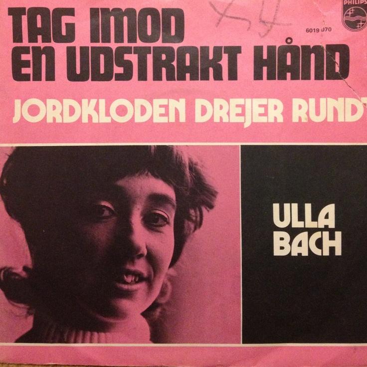 Tag imod en udstrakt hånd - Ulla Bach