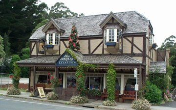 We're going here :) It's so cute inside! Miss Marples Tea Room, Mt Dandenong