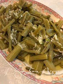 bizim evin aşçısı: Pazı Sapı Salatası
