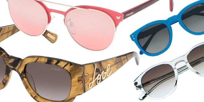 Comincia il conto alla rovescia per le vacanze estive ed il must have del momento sono gli occhiali da sole, vediamo i modelli più trendy del momento.