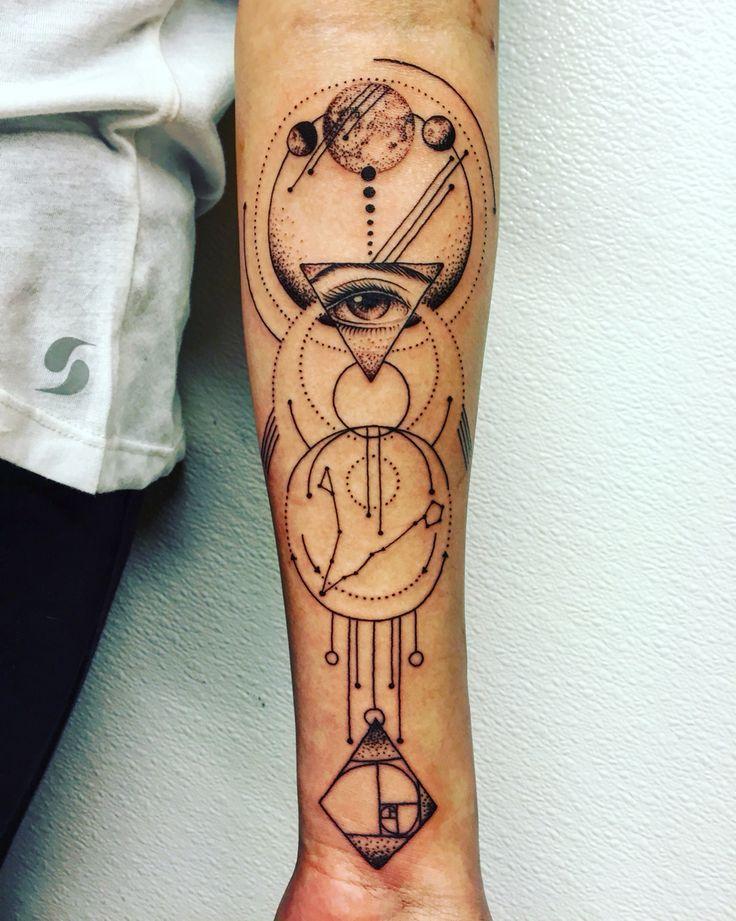 #geometria #ojo #planetas