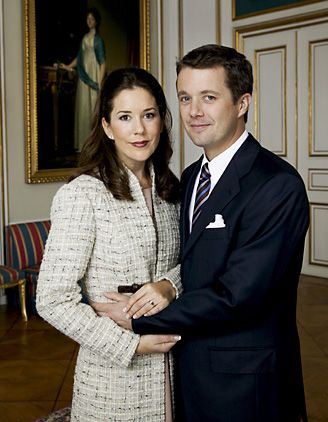 Frederik and Mary of Denmark engagement