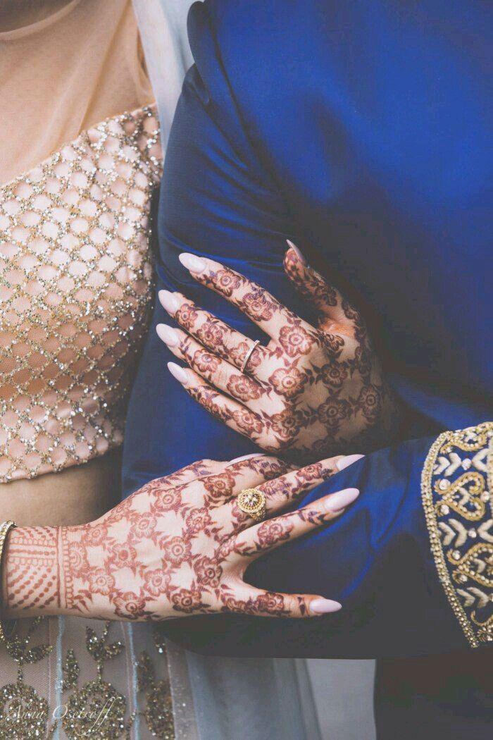 Beautiful #mehndi design